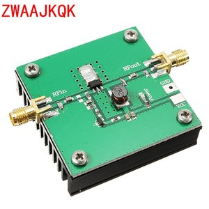 Image 1 - NEW 1PC DC 5 7.2 V 1 2A 433 MHz 5 W Radio frequency amplifier 50*50*15mm