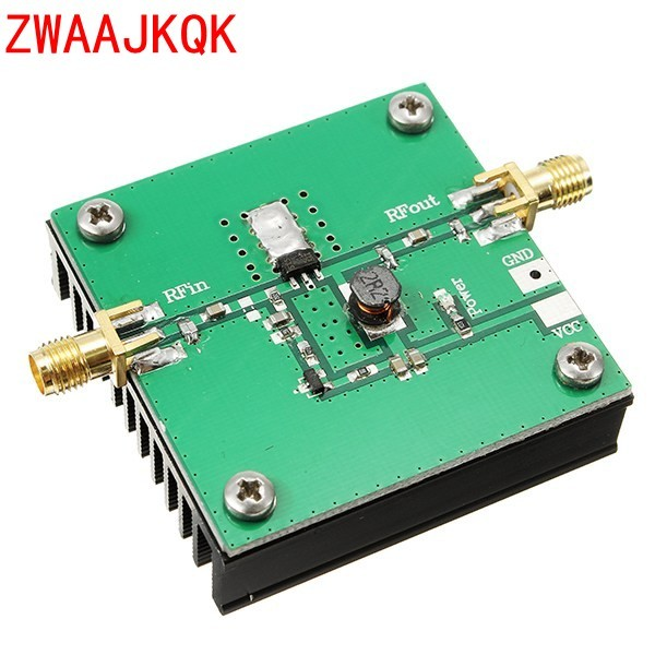 NEW 1PC DC 5 7.2 V 1 2A 433 MHz 5 W Radio frequency amplifier 50*50*15mm