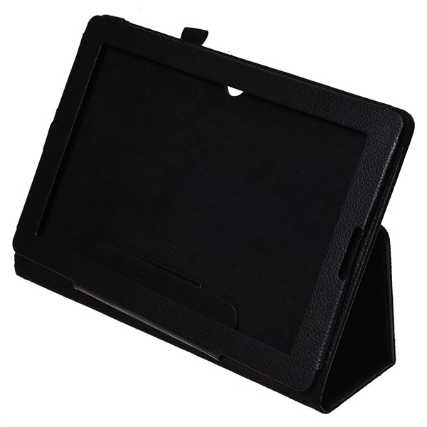 For Acer Iconia One 10 B3-A20 Case Slim-Book Stand Cover Case for Acer Iconia One 10 B3-A20 10.1-Inch Tablet (Black) new 12v 1 5a for acer iconia tab a510 a511 a700 a701 tablet charger ac dc adapter acer cable charging free shipping