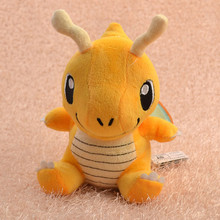 Hot Pikachu Plush Toy Dragonite 18cm Cute Collectible Soft Stuffed Animal Doll Plush Toys For Kids Gift Peluche