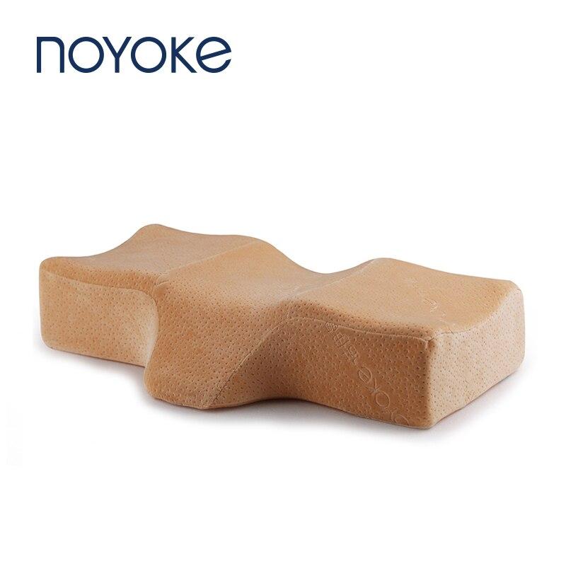 NOYOKE Memory Foam Orthopedisch Kussen Super Hoge Ademend Comfort Kussens voor Slapen Wimper Extension Zijkant Dwarsliggers Kussen-in Beddengoed Kussens van Huis & Tuin op  Groep 1