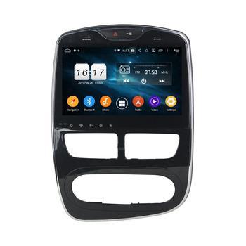 "Android 9.0 HD 1 din 10.1"" Car DVD GPS for Renault Clio 2013 2014 2015 2016 2017 Radio 4GB RAM Bluetooth WIFI USB DVR 32GB ROM"