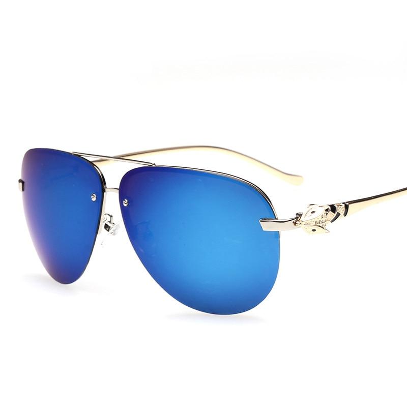 fcd675d0b2 2018 Silver Fox legs Magnesium aluminum alloy fashion Colorful men women  polarized sun glasses UV400 polarized sunglasses-in Sunglasses from Apparel  ...