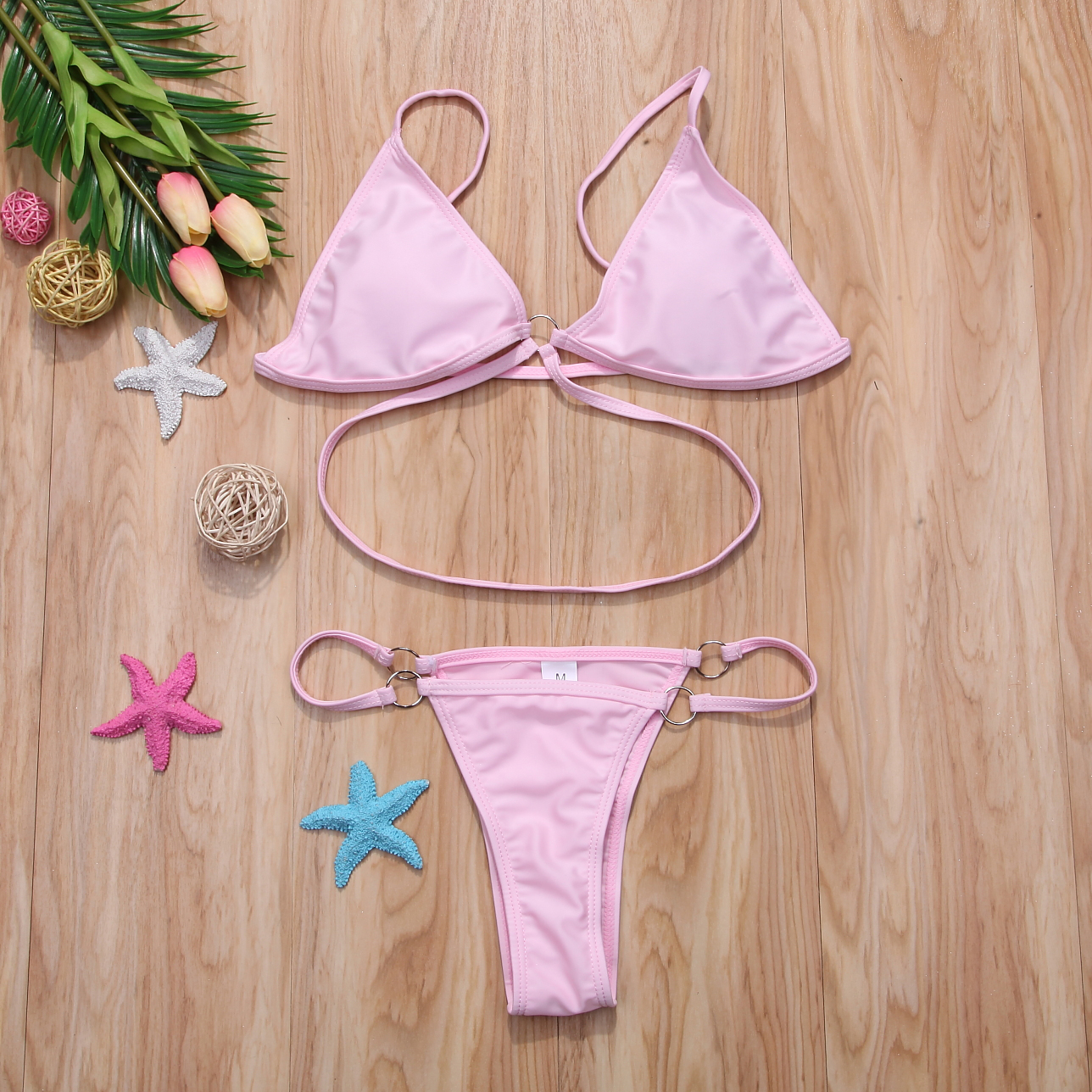 Low Waist Bikini Set 4