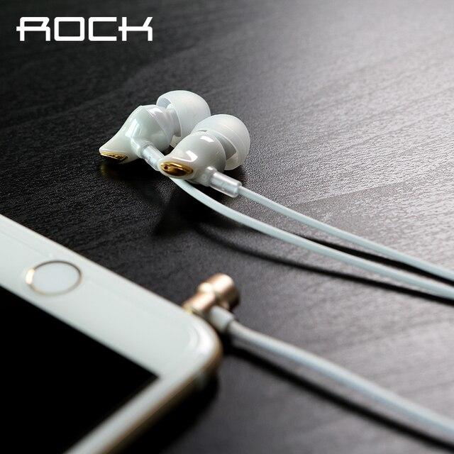 AK 100% Original RAU0501 dans loreille écouteur Rock luxe Zircon stéréo basse casque 3.5mm écouteurs avec micro pour téléphone/PC/tablette