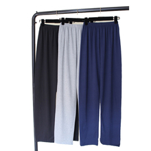 cotton pyjamas mens sleepwear casual men's sleep