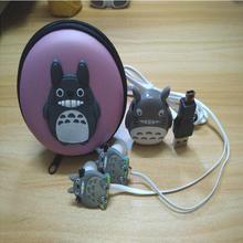 Популярный Smile Cat Kawaii Totoro мультяшный Кот мини MP3 музыкальный плеер Поддержка TF карты детские подарки