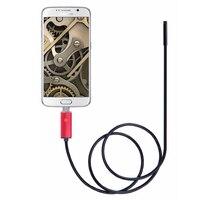 2016 New 5 5mm Lens 2 5 10 M USB Endoscope Android OTG Phone Endoscopio IP67