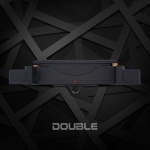 Image 3 - DOUBLE X1 Pro Acoustic Guitar Pickup Single Double Pickups Preamp System Avoid Opening for 39 42 Inch Pick up Guitar Accessories