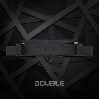 DOUBLE X1 Pro Acoustic Guitar Pickup Single Double Pickups Preamp System Avoid Opening for 39-42 Inch Pick-Up Guitar Accessories
