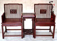 Африканский махагон мебель из красного дерева кресло журнальный столик 3 комплекта из твердой древесины стулья fauteuil стул
