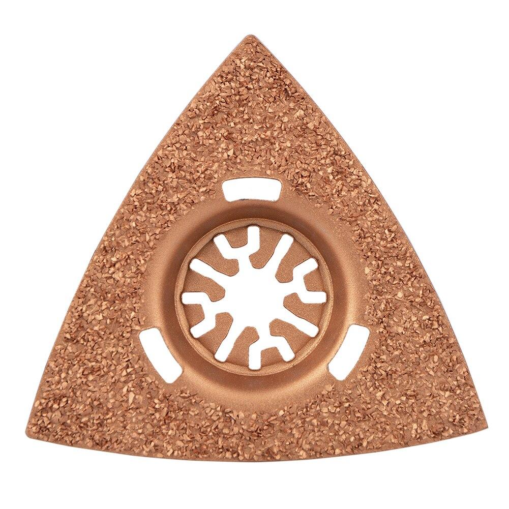 80mm Diamond Carbide Oscillating MultiTool Saw Blade For Multimaster For Bosch Fein Dremel Woodworking Cutting Tool