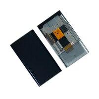 Сенсорный экран планшета ЖК дисплей Дисплей для blackberry priv stv100 1/03/04 с Рамки сборки мобильного телефона Панель pepair Запчасти