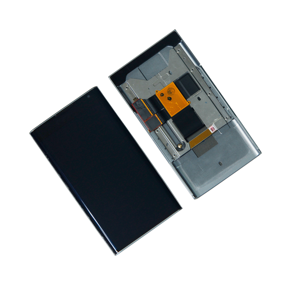 US $107 33 5% OFF|Touch Screen Digitizer LCD Display For BlackBerry Priv  STV100 1/03/04 With Frame Assembly Mobile phone Panel Pepair Parts-in  Mobile