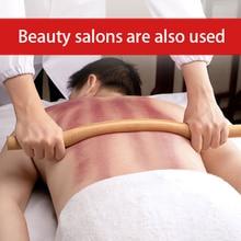 1 Set 4 Pcs Guasha Schaben Stick für Zurück Schulter Hals Taille Bein Massage Werkzeuge Aus Natürlichen Holz Schnelle große Bereich