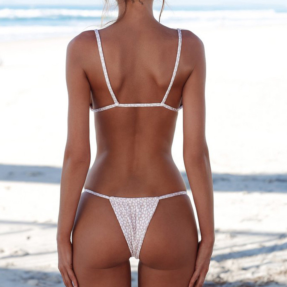 HTB1EJ 5XRGE3KVjSZFhq6AkaFXa6 2019 Woman Thong Swim Set Sexy Swimwear Micro Swim Suits Girls Biquinis Female Solid Swimsuit Bathing Suits