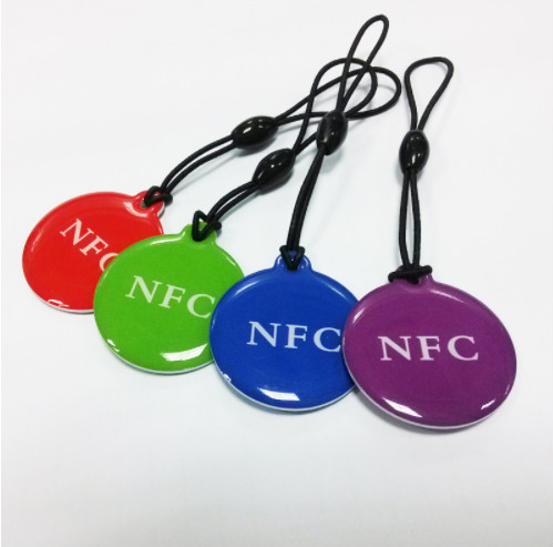 (8 Pcs/lot) NFC Tags Ntag203 13.56mhz Rfid Smart Card Label For Samsung Galaxy S6 Note3 Nokia Nexus7 Sony Xperia LG HTC Xiaomi