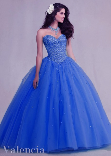Blue Wedding Dresses Dress