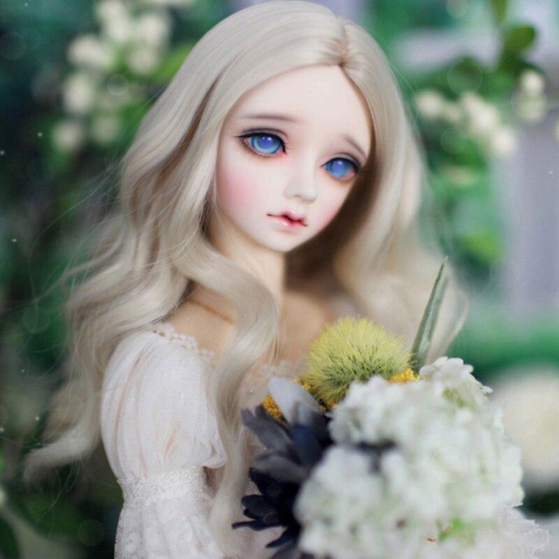 Top Quality 1/3 BJD Doll BJD/SD Roselyns Resin Joint Doll For Baby Girl Birthday Chrismas Gift кукла bjd dc doll chateau 6 bjd sd doll zora soom volks