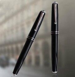 High Quality Hero 856 Fountain Pen Inl Pen Iraurita Nib Classic Design 0.5mm/0.8mm Finance Writing Pen Signning Calligraphy Pen