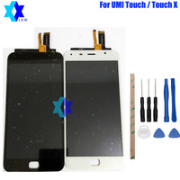 For Original UMI Touch Touch X LCD Display Touch Screen Panel Digital Replacement Parts Assembly 5