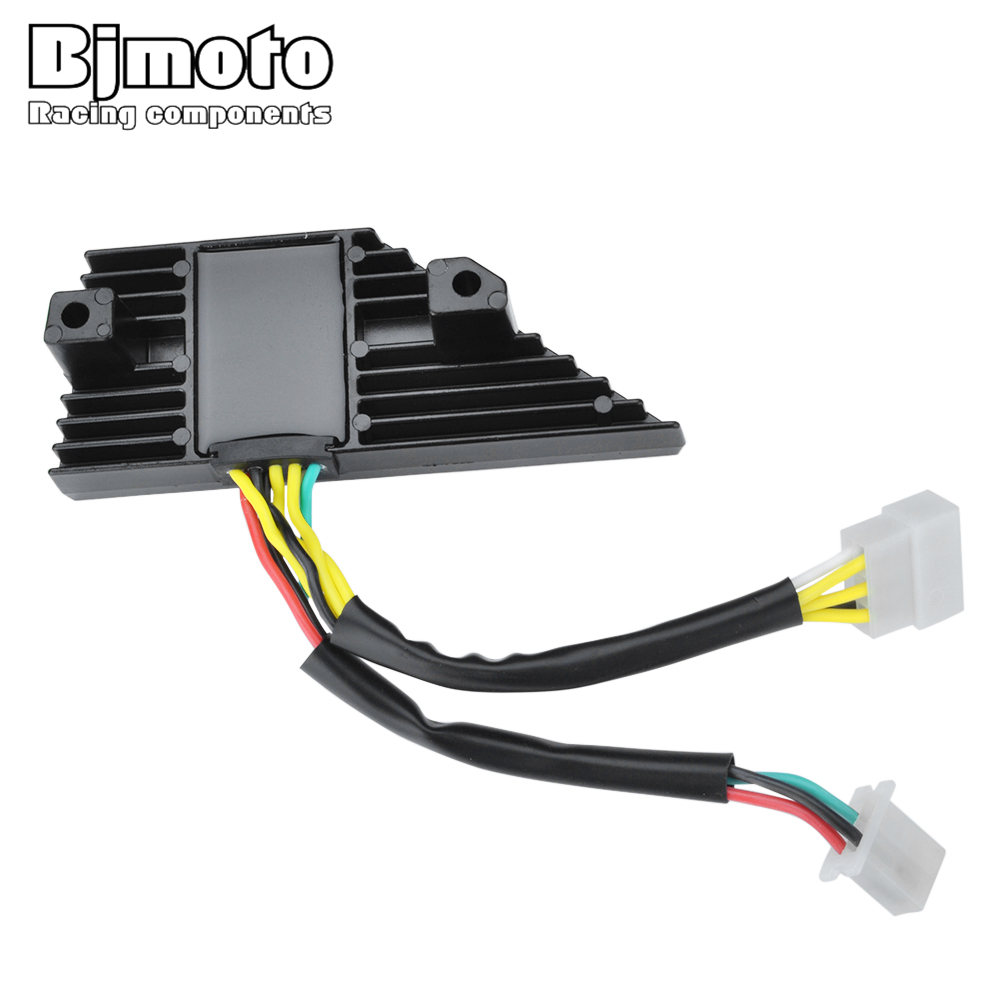 Bjmoto Motorcycle Voltage Regulator Rectifier For Honda Cb700 Wiring Schematic A 1983 650 Nighthawk 1984 1986 Cb650 1985 In Motorbike Ingition From Automobiles Motorcycles