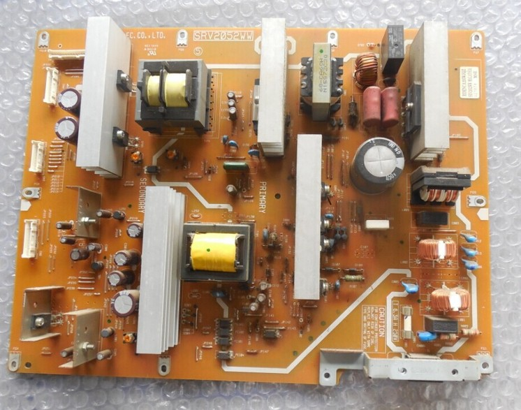 LCD-42PX5 power supply RDENCA195WJQZ SRV2052WW is used lcd 32d500a power supply runtka673wjqz jsi 321001 is used