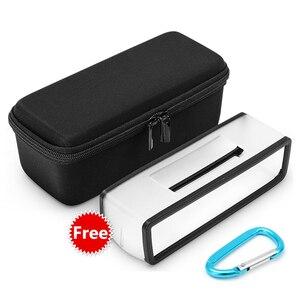 Image 1 - Nova Viagem Carry Case para Bose Soundlink Mini/Mini 2 Caixa De Armazenamento Portátil Sem Fio Bluetooth Speaker EVA Capa Protetora caixa