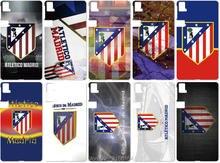 For BQ Aquaris M5 E5 E6 M5.5 X5 Plus For Blackberry Z10 Z30 Q10 For Nokia Lumia 520 630 930 Atletico de Madrid Phone Case Cover