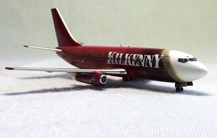 Out of print 1: 200 Ryanair Boeing 737-200 Alloy aircraft model EI-CNY Limited Collector Model bbox200 1 200 american frontier airlines boeing 737 200 aircraft model n1pc alloy collection model