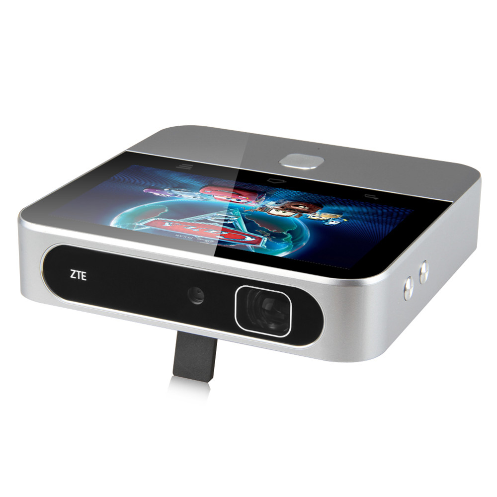 Online buy wholesale network dlp from china network dlp for Hd projector small