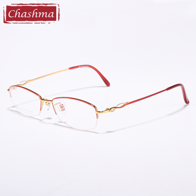 Chashma Lunettes Femmes Optique Clair Lunettes lunette de vue Femme Femelle  cadre lunettes cadre 2a8b34d93ff0