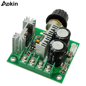 12V-40V 10A Modulation PWM DC