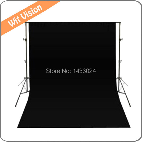 Black Photography Backdrop 300*400CM Video Photo Photography Lighting Studio Muslin Background white photography backdrop 300 400cm video photo photography lighting studio muslin background