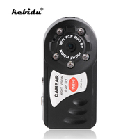 kebidu New For P2P HD Mini Wifi DVR IP Camera Camcorder Video Recorder Night Vision DV 5V 2.4G 802.11n WIFI Built in Antenna