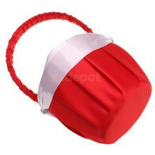 4pcs  Satin Ring/Pillow/Basket/Pen Set