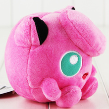 1Pcs 13cm Jigglypuff Stuffed Plush Toy Soft Animals Baby Dolls Great Christmas Gifts For Children