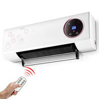 free shipping Waterproof Wall mounted remoted controlled electric heater bathroom waterproof electric heater