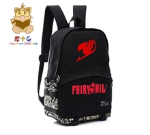 Fairy Tail Bag School Backpack