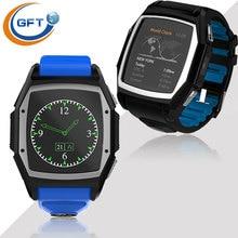 GFT GT68 Mp3-player Neue Smart Uhr Sync Notifier Unterstützung Sim-karte Bluetooth Für Android Phone Smartwatch
