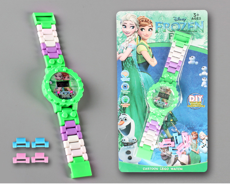 Cartoon Children Watch Princess Elsa Anna Watches Fashion Girl Kids Student Cute Sports Analog Batman cartoon Wrist Watches