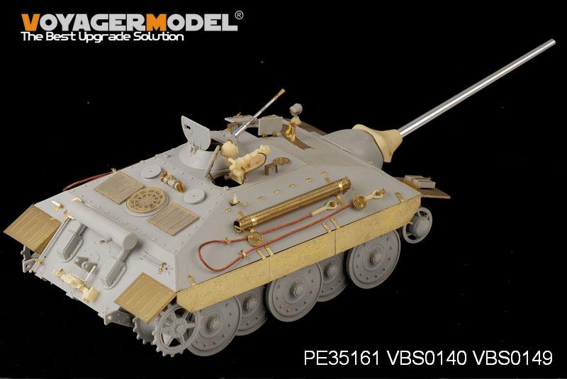 Alemanha PE35161 E-25 Voyager planos para atualizar
