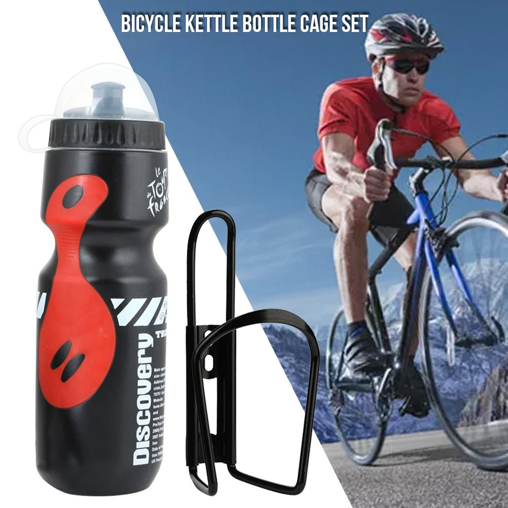 Plastic Bracket Bicycle Cycling Bike Outdoor Water Bottle Drinks Holder Cage