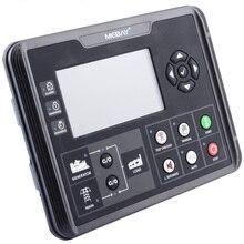 """DC72D/DC72DR контроллер генераторной установки для мониторинга параметров дизельной/бензиновой/газовой генераторной установки с 4,"""" ЖК-экраном"""