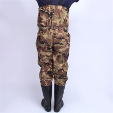 Fishing and Hiking Waterproof Waders and Boots