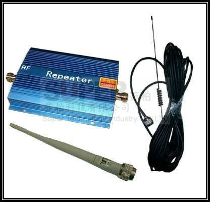 With 10 meters of Cable+Antennas,GSM 900Mhz mobile phone signal booster,900Mhz GSM repeater signal amplifier