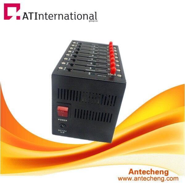 8 port gsm modem Q2406 sms gsm modem pool gprs modem