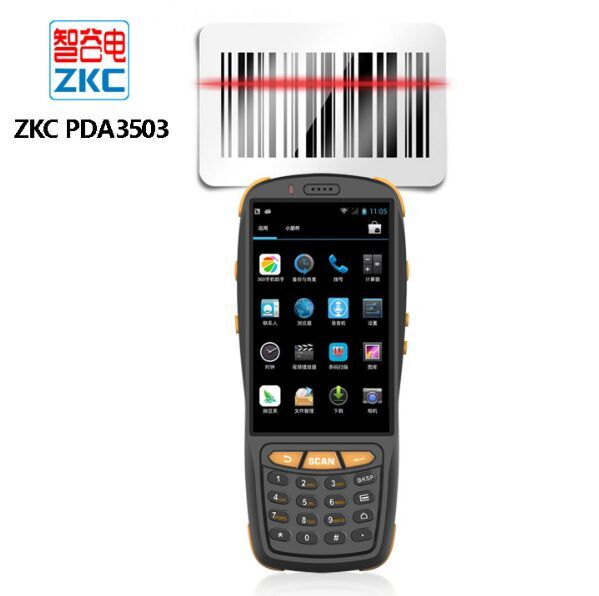 Industrial Android QR code scanner smart data terminal PDA3501