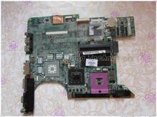 45 days Warranty For hp Pavilion DV6000 446475-001 laptop Motherboard for intel cpu with integrated graphic card 100% tested