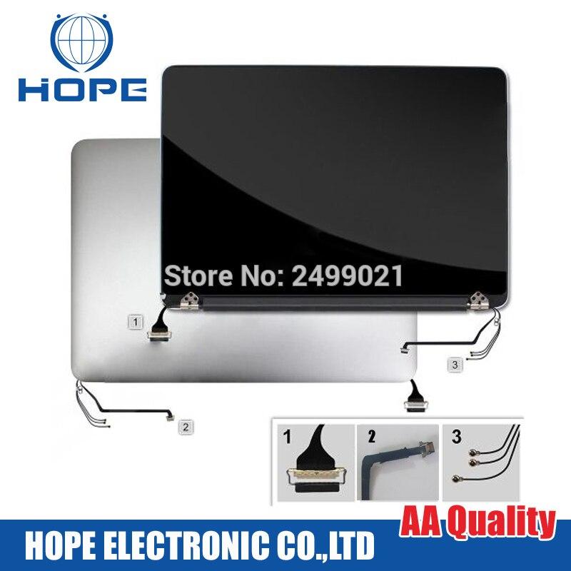 НОВЫЙ Geunine A1425 ЖК-дисплей LED Экран для Apple MacBook Pro 13 Retina A1425 ЖК-дисплей Экран сборки 2012 MD212 MD213 ME662 emc2557 2672
